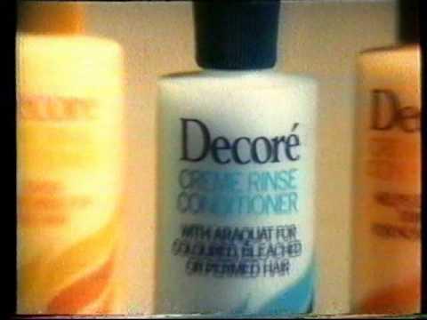 Decore (Australian ad) 1978