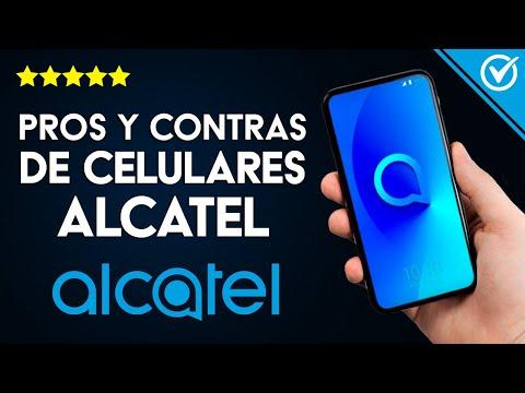 ¿Cuáles son las Ventajas y Desventajas de los Celulares de la Marca Alcatel?