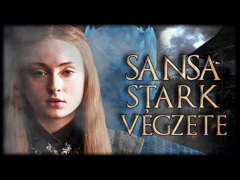 Sansa Stark Végzete Teória - Trónok Harca 8. Évad