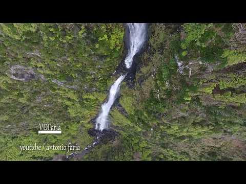 Cascatas, Fajâ Grande Lajes Ilha das Flores 2019