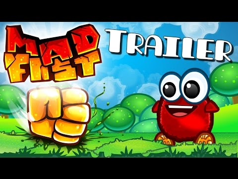 MADFIST - trailer HD - madfistgame.com