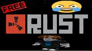 Rust But It's In Roblox And It's Free.... (#PlayRust)