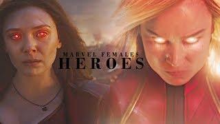 Download Marvel Ladies || Heroes Mp3 and Videos