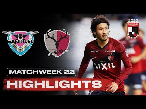 Sagan Tosu Kashima Goals And Highlights