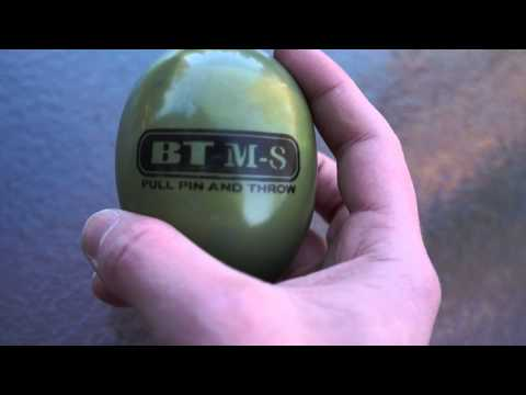 Battle Tested Paint Grenade [SLOW-MO] (BT-M8)