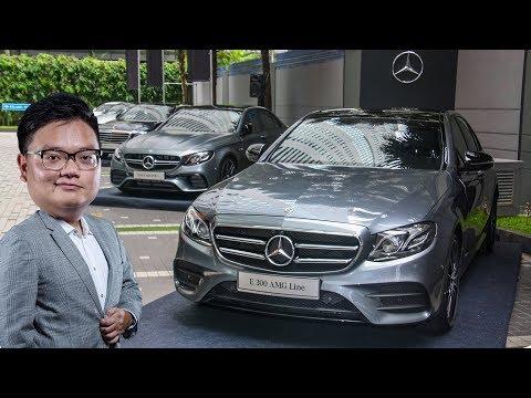 QUICK LOOK: W213 Mercedes-Benz E300 AMG Line CKD - RM389k
