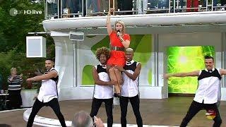 Beatrice Egli - Irgendwann (ZDF-Fernsehgarten 14.09.2014)