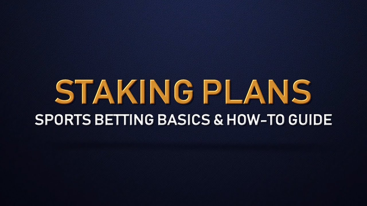 Staking plan for place betting for a living football betting odds championship
