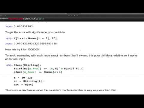 Overview of Numerical Computation