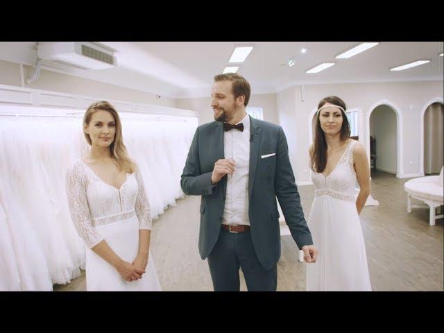 Die Brautkleider Trends 2018