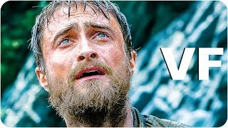 JUNGLE Bande Annonce VF (Daniel RADCLIFFE // 2017) streaming