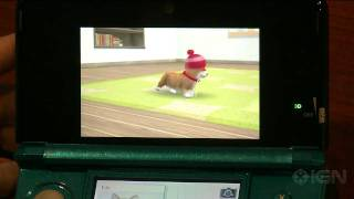 Nintendogs + Cats: Toy Poodle & New Friends - Incorrigible Corgi