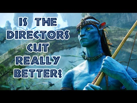 WHYD THEY CUT THIS OUT? (Avatar Directors Cut Review)
