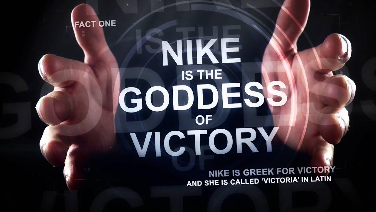 goddess nike nike u003dmc goddess of mathematics youtube