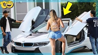 Best Gold Digger Pranks Compilation November 2018