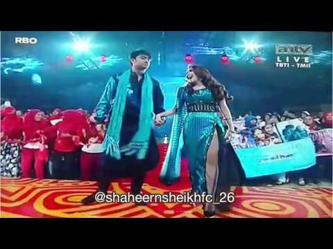Shaheer Sheikh dancing on Mohabbat Dil Ka Sakoon
