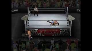 WWE'13 Wii texture
