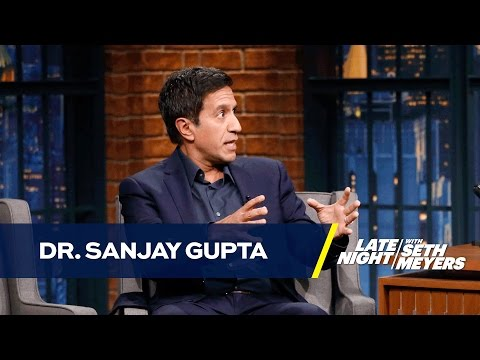 Dr. Sanjay Gupta Thinks Denying Patients Medicinal Marijuana Is Immoral