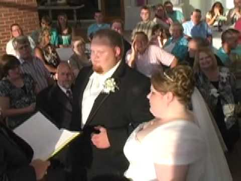 Heather Floyd and Larry Pillow Wedding