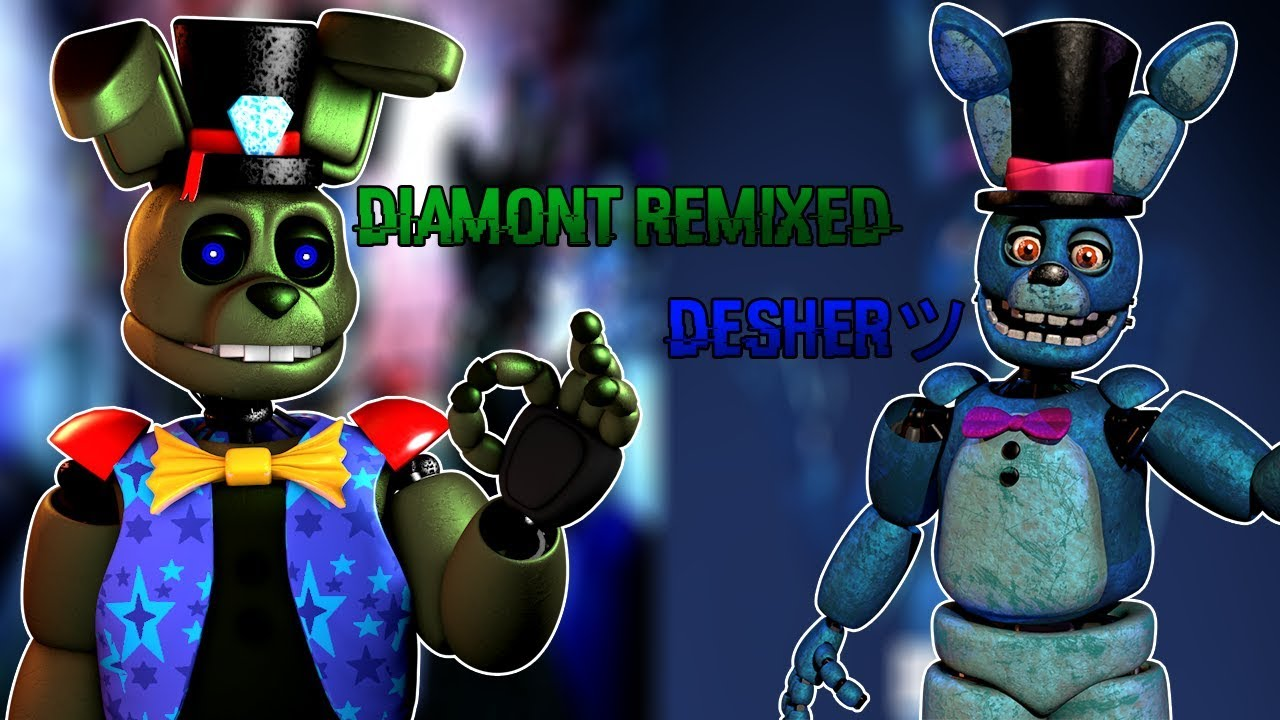Trailer Diamont Remixed y Desher Collab | Desherツ