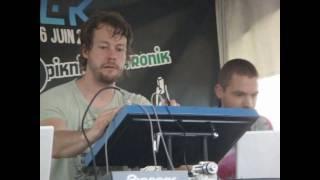 "MUTEK 11th // Piknic 1 ""Respect is Burning"" [HD]"