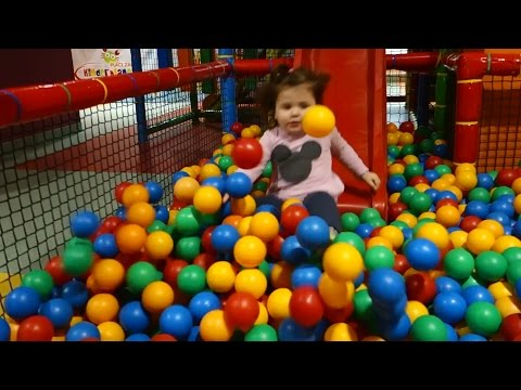 Thumbnail: Playground Fun Play Place for Kids play centre ball playground with balls play room playroom