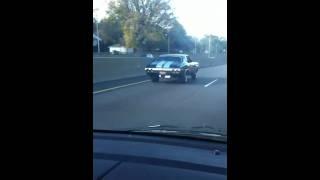 Badass Chevy Chevelle pull