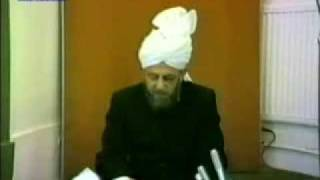 Darsul Quran - 1986-06-01 - Part 1 of 8