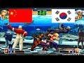 Kof 2000 - Xiao hai(小孩) VS BladeMaster(박연준) Yzkof