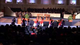 "Smokie Norful""No Greater Love"" ministered by Steps of Praise"