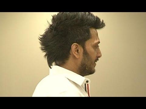 Riteish Deshmukhs Cool New Haircut YouTube