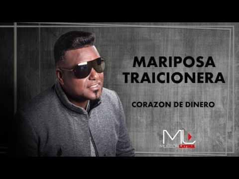 Mariposa Traicionera Bachata - Luis Miguel del Amargue