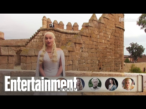 Game Of Thrones: Female Cast Reveals Who Theyd Pick For Queen  | Entertainment Weekly