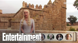 Game Of Thrones: Female Cast Reveals Who They