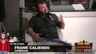 Frank Caliendo Teaches Dieter to do Morgan Freeman Impression
