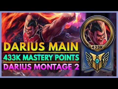 DARIUS MAIN - Korean Darius Montage -  League Of Legends [LOLPLAYTV]