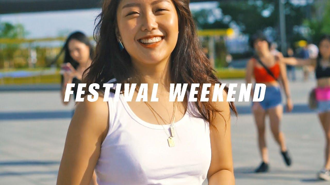 홀리데이랜드 페스티벌 🔫🔫  FESTIVAL WEEKEND WITH HARIDAY