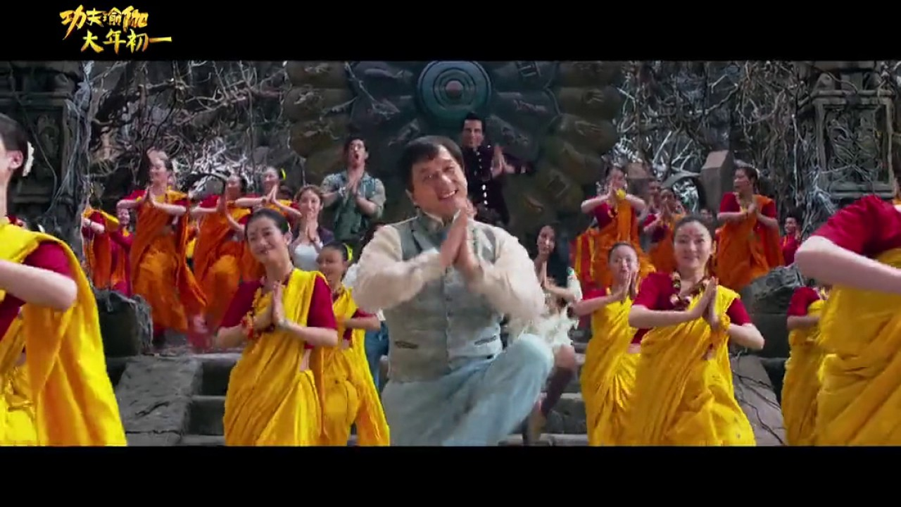 Download Kungfu Yoga Movie Climax Song Dance Video - Stanley Tong | Jackie Chan | Sonu Sood | Disha Patani