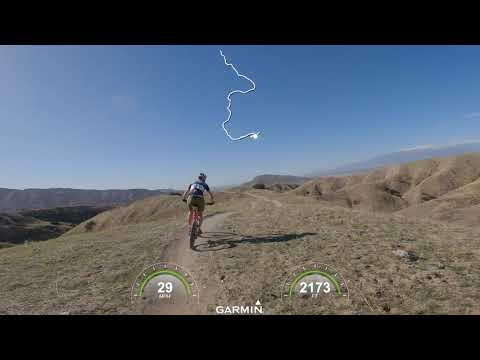 Hulda Crooks Mountain Biking: Return of the Jedi + Scott Cyn.