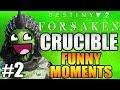 FUNNY CRUCIBLE HIGHLIGHTS! FUNNIEST! | Funny Destiny 2 Forsaken Gameplay Part 2