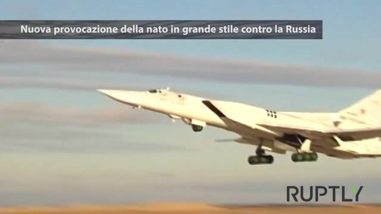 PTV news 6 Ottobre 2016 - Nuova provocazione della Nato in grande stile contro la Russia