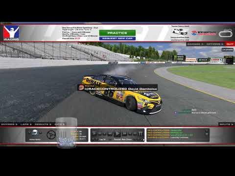 CORT - Cup Series - New Hampshire - 125 Laps