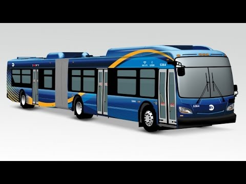 Public Transit Needs To Catch Up With NYC's Wi-Fi-Enabled Buses - Newsy