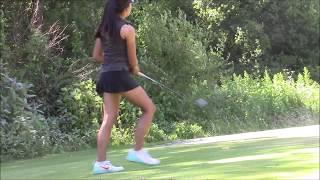 Playing 36 holes at Handsworth Golf Club July 2018
