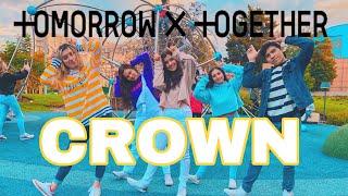 [K-POP IN PUBLIC COLOMBIA] _ TXT_CROWN_DANCE COVER 댄스커버 _Aeternum Dance Crew