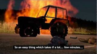 ARMA - Czech Tactical Mentality Simulator