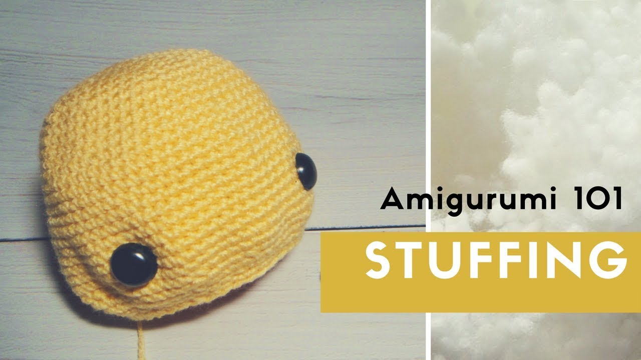 Amigurumi Tips : Amigurumi how to stuff tips and tricks youtube