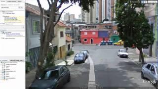 tutorial como usar o street view no google earth