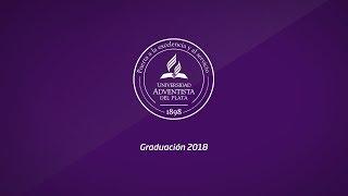 04   II Graduación UAP 2018 - Voto Profesional - Alejandra Noely Stocco YouTube Videos