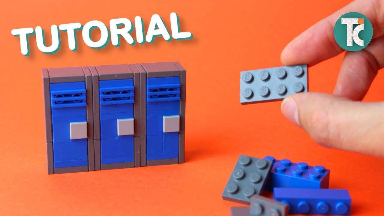 LEGO Lockers Tutorial